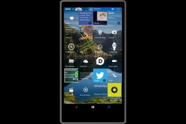 Project My Screen可运行在Windows10 mobile